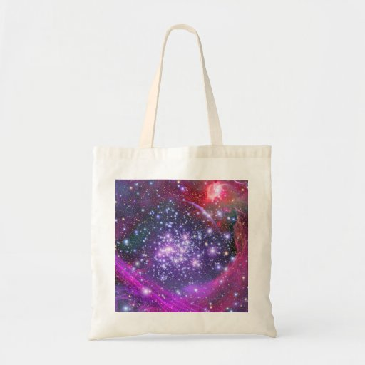 Arches Cluster the Densest Milky Way Star Cluster Budget Tote Bag