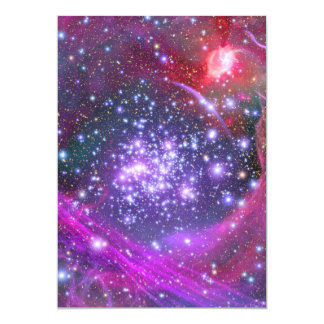 Arches Cluster the Densest Milky Way Star Cluster Card