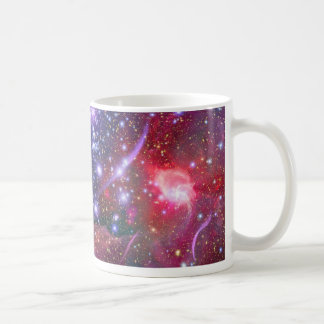 Arches Cluster the Densest Milky Way Star Cluster Classic White Coffee Mug
