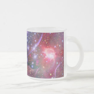Arches Cluster the Densest Milky Way Star Cluster 10 Oz Frosted Glass Coffee Mug
