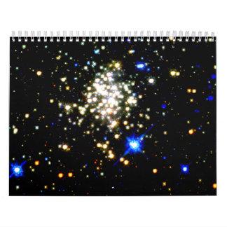 Arches Cluster Calendar