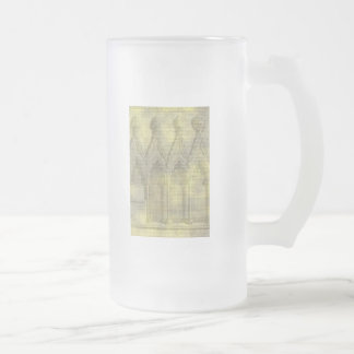 Arches Frosted Mug