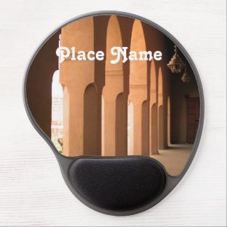 Arches in Morocco Gel Mouse Pad