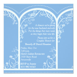 Arches Invitation