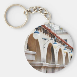 Arches Lamps Key Chains