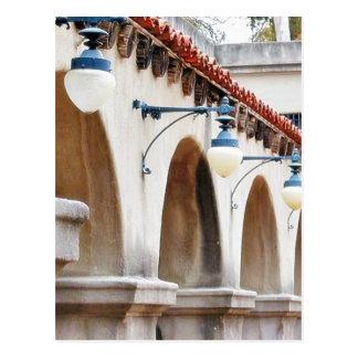 Arches Lamps Postcards
