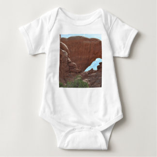 Arches National Park Baby Bodysuit