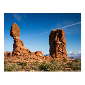 Arches National Park - Balanced Rock postcard