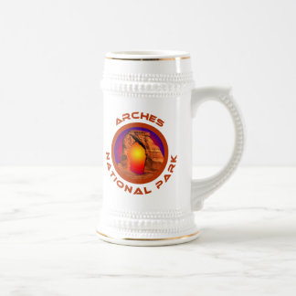Arches National Park Beer Stein