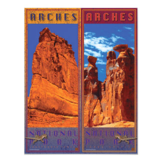Arches National Park-Bookmarks Card