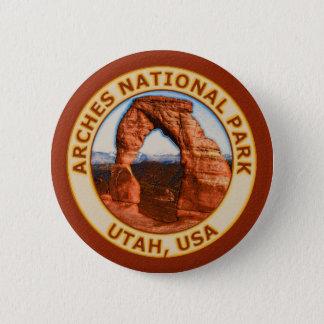 Arches National Park Button