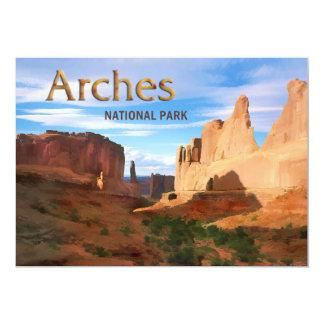 Arches National Park Card