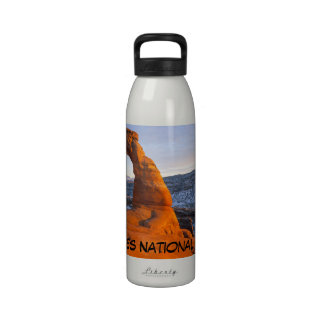 Arches National Park - Delicate Arch Drinking Bottle