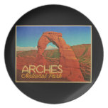 Arches National Park Dinner Plates