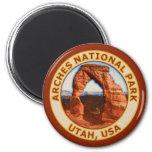 Arches National Park Fridge Magnet
