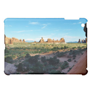Arches National Park from a distance iPad Mini Cases