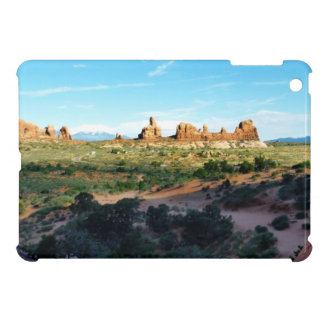 Arches National Park from a distance iPad Mini Cover