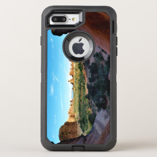 Arches National Park from a distance OtterBox Defender iPhone 7 Plus Case