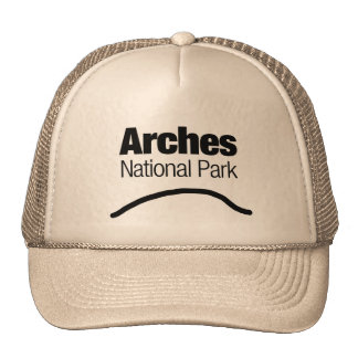 Arches National Park Trucker Hats
