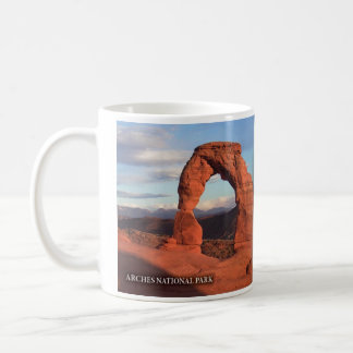 Arches National Park Historical Mug