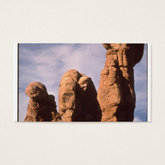 arches national park item # 88765 business card