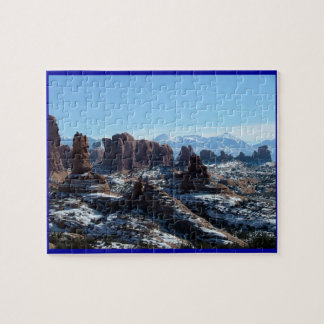 Arches National Park Jigsaw Puzzles