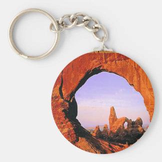 Arches National Park Keychain