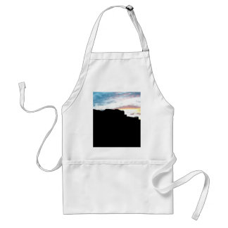 Arches National Park La Sal Mountains Viewpoint Su Adult Apron