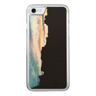 Arches National Park La Sal Mountains Viewpoint Su Carved iPhone 7 Case