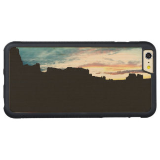 Arches National Park La Sal Mountains Viewpoint Su Carved® Maple iPhone 6 Plus Bumper Case