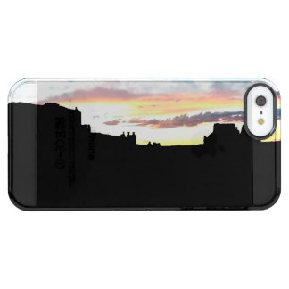 Arches National Park La Sal Mountains Viewpoint Su Clear iPhone SE/5/5s Case