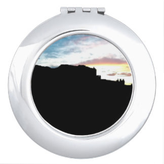 Arches National Park La Sal Mountains Viewpoint Su Compact Mirror