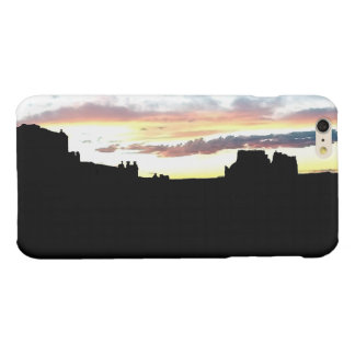 Arches National Park La Sal Mountains Viewpoint Su Glossy iPhone 6 Plus Case