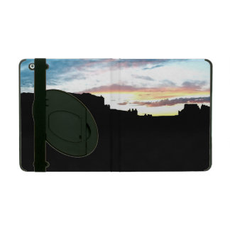 Arches National Park La Sal Mountains Viewpoint Su iPad Cover