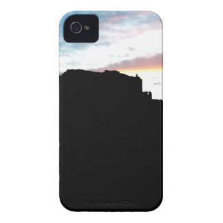 Arches National Park La Sal Mountains Viewpoint Su iPhone 4 Case-Mate Case