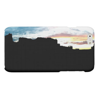 Arches National Park La Sal Mountains Viewpoint Su Matte iPhone 6 Case