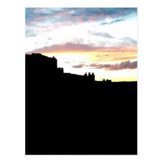 Arches National Park La Sal Mountains Viewpoint Su Postcard