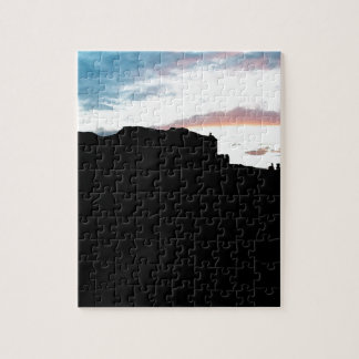 Arches National Park La Sal Mountains Viewpoint Su Puzzle