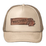 Arches National Park Mesh Hat