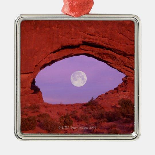 Arches National Park Metal Ornament