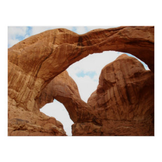 """""""Arches National Park Moab Utah"""" Poster"""