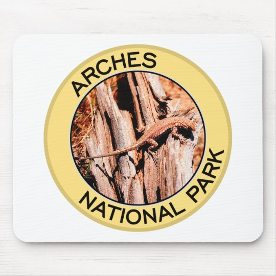 Arches National Park Mouse Pad