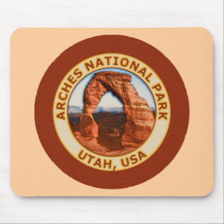 Arches National Park Mouse Pads
