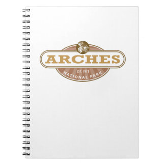 Arches National Park Notebook