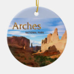 Arches National Park Ornaments