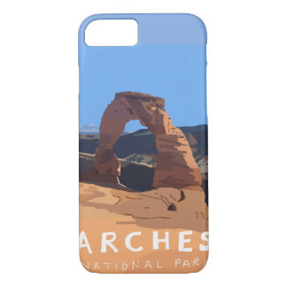Arches National Park phone case - Delicate Arch