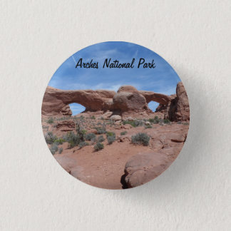 Arches National Park Pinback Button