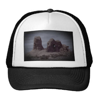 Arches National Park Rock Formation Trucker Hat