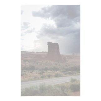 Arches National Park Sheep Rock Stationery