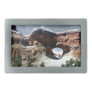 Arches National Park South window from the Back Belt Buckle